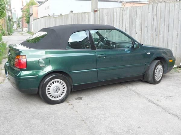 Volks Cabrio for sale - $4900
