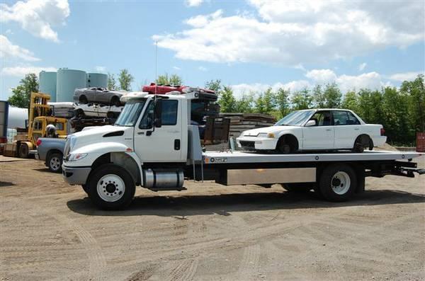 Buy Scrap Cars Montreal