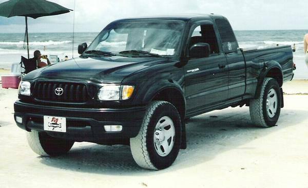 WTB toyota tacoma ext cab 1998-2004
